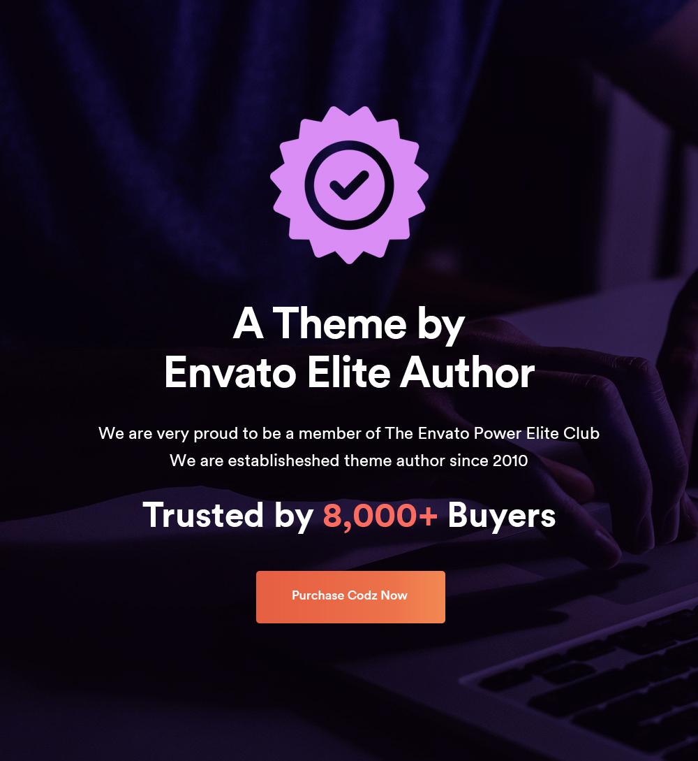 Theme by Elite Author